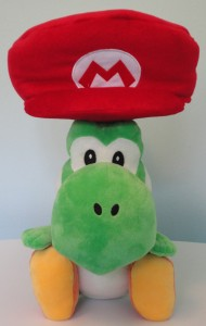 The original Yoshi's Island was released in Mario's shadow. Nintendo may choose to do it again.